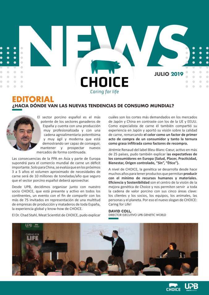 Noticias UPB - CHOICE - ES - Julio 2019-1